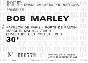 marley billet 1977