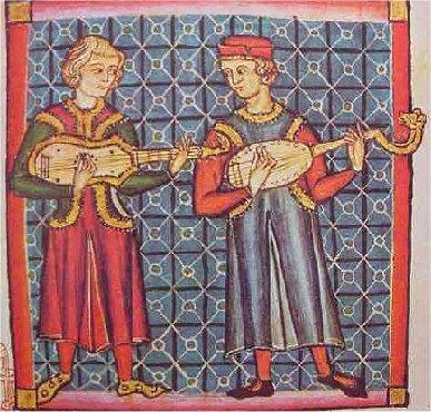 Trouvères et troubadours : la musique au Moyen Âge dans CHANSON FRANCAISE troubadourms6