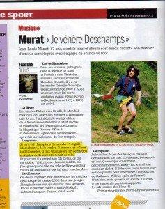 - 36 - Jean-Louis MURAT ... insolite ... article_lequipe_19sept2009-237x300