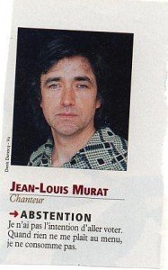- 43 - Jean-Louis MURAT  ... et la politique ... abstention--187x300