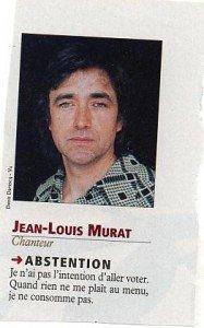 - 43 - Jean-Louis MURAT  ... et la politique ... abstention--187x300