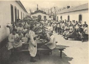 régiment zouave à la soupe