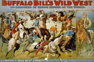 buffalo affiche 1899