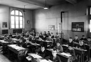 CLASSE GARCONS 1960