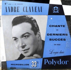CLAVEAU DOMINO 1954