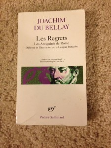 les regrets gallimard