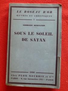 bernanos sous le soleil de satan 1926