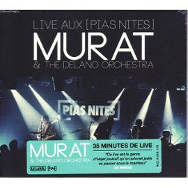 murat live pias cd 5 titres