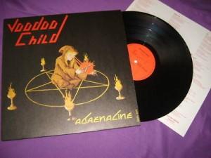 voodoo child adrenaline