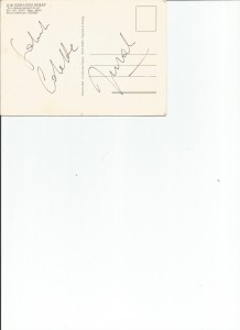 verso carte 1988