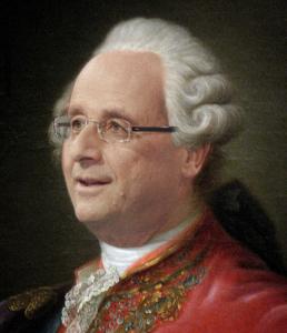 Hollande-Louis-XVI-majesté