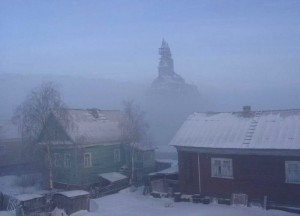arkhangelsk hiver