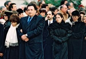 mitterrand obsèques