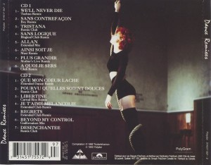 dance double cd canada 1992