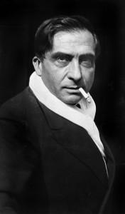 Pierre Reverdy (1889-1960), poète français.     RV-501374